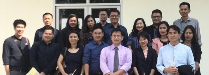 การประชุมคณะกรรมการเครือข่ายบริการวิชาการ สถาบันอุดมศึกษาไทย (คบอ.) ภาคเหนือ